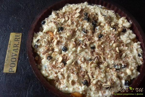 Пирог с абрикосовой начинкой и творогом Шаг 12 (картинка)