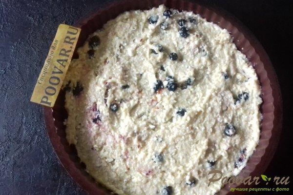 Пирог с абрикосовой начинкой и творогом Шаг 9 (картинка)