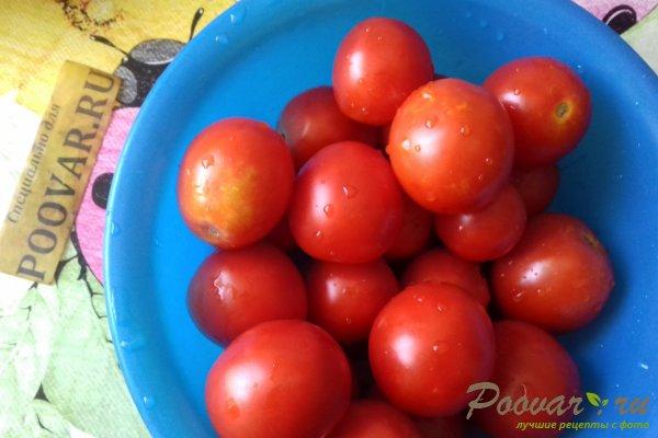 Овощное ассорти со сливой Шаг 3 (картинка)