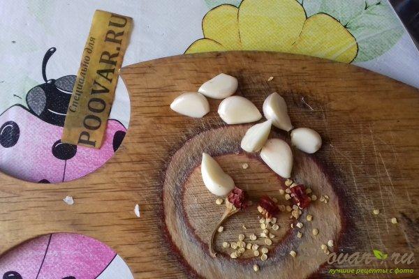 Огурцы в горчичном маринаде Шаг 4 (картинка)
