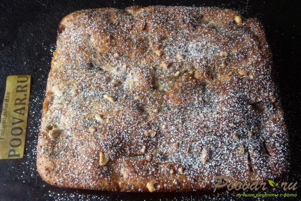 Яблочный пирог с творогом и маком Шаг 13 (картинка)