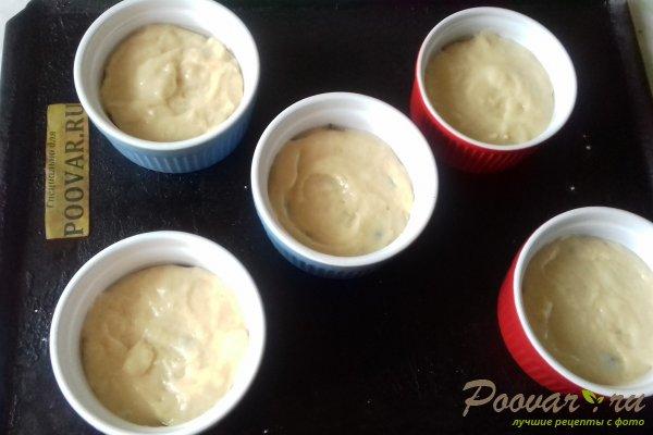 Мини - пироги со смородиной Шаг 11 (картинка)