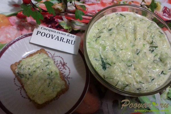 Закуска из кабачков и огурцов Шаг 14 (картинка)