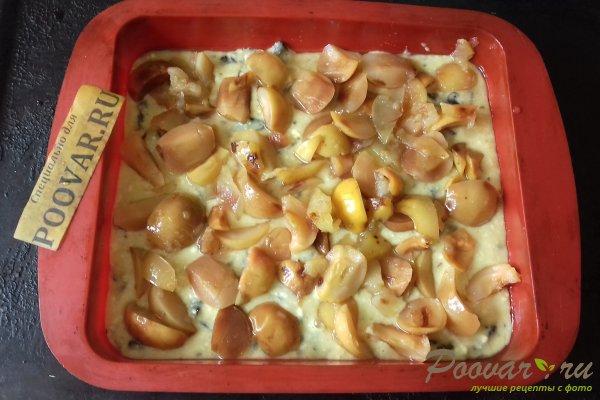 Пирог с яблоками и черносливом Шаг 8 (картинка)