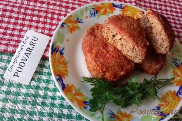 Мясные котлеты с кабачками и свёклой Шаг 10 (картинка)