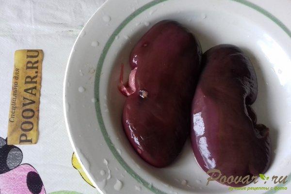 Картофель тушёный с почками Шаг 1 (картинка)