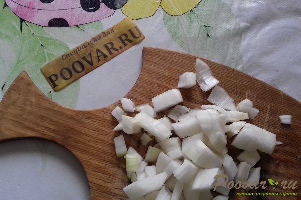 Картофель тушёный с почками Шаг 2 (картинка)
