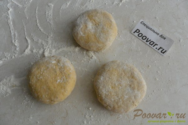 Быстрые картофельные лепешки Шаг 11 (картинка)