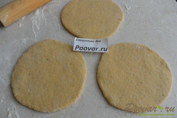 Быстрые картофельные лепешки Шаг 12 (картинка)
