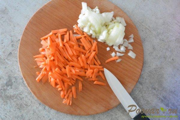 Постный суп из чечевицы в мультиварке-скороварке Шаг 1 (картинка)