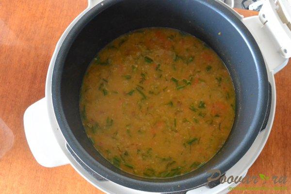 Постный суп из чечевицы в мультиварке-скороварке Шаг 11 (картинка)