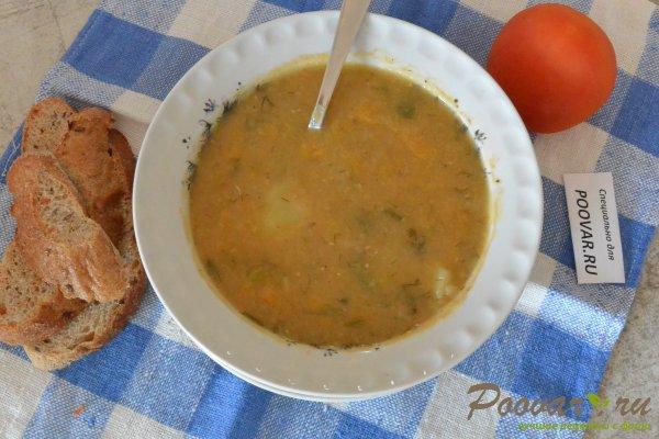 Постный суп из чечевицы в мультиварке-скороварке Шаг 12 (картинка)