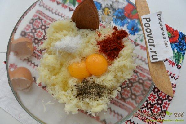 Картофельное тесто для жареных пирожков Шаг 3 (картинка)