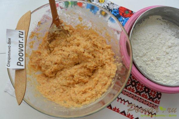 Картофельное тесто для жареных пирожков Шаг 6 (картинка)