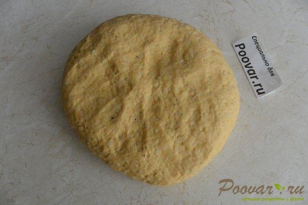 Картофельное тесто для жареных пирожков Шаг 11 (картинка)