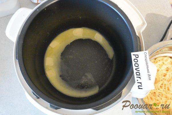 Спагетти в мультиварке-скороварке Шаг 8 (картинка)