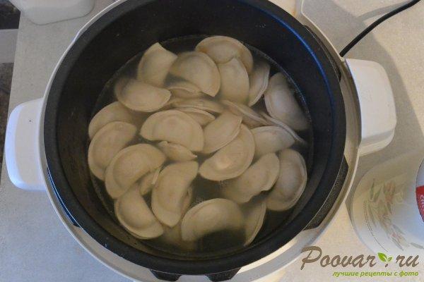 Вареники с картошкой в мультиварке-скороварке Шаг 7 (картинка)