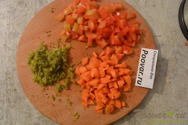 Куриный суп с рисом в мультиварке-скороварке Шаг 3 (картинка)