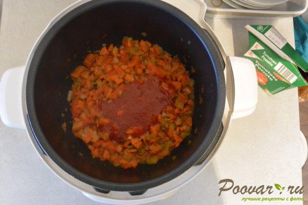Куриный суп с рисом в мультиварке-скороварке Шаг 6 (картинка)