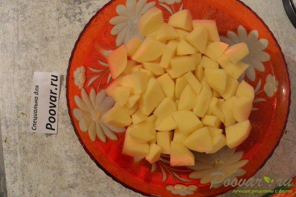 Куриный суп с рисом в мультиварке-скороварке Шаг 8 (картинка)