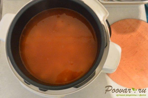Куриный суп с рисом в мультиварке-скороварке Шаг 11 (картинка)