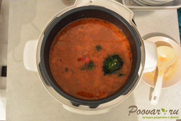 Куриный суп с рисом в мультиварке-скороварке Шаг 14 (картинка)