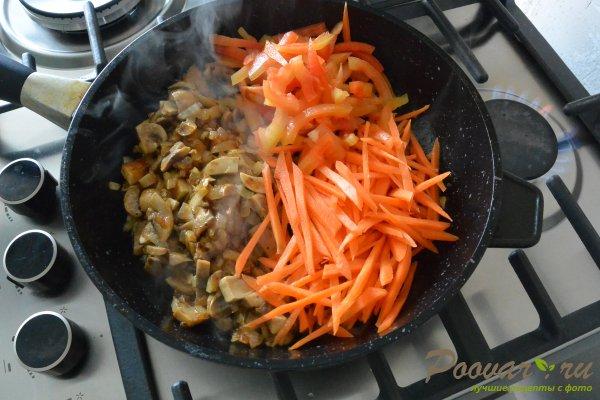 Куриный суп с грибами и фасолью Шаг 9 (картинка)
