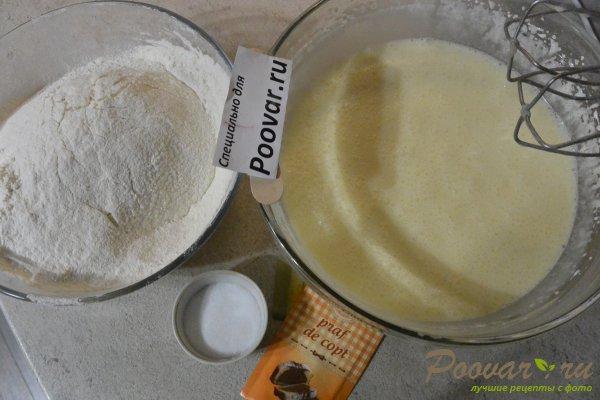 Бисквитный кекс с шоколадом Шаг 7 (картинка)
