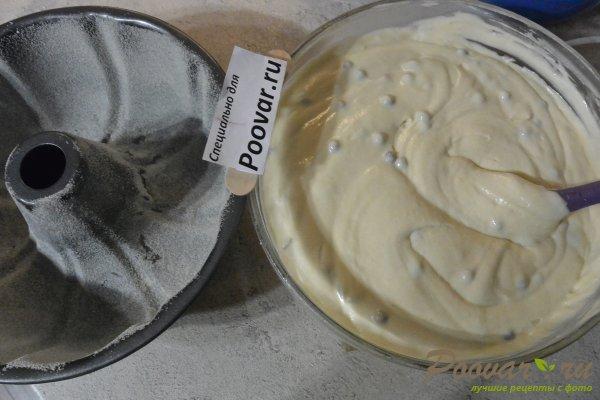 Бисквитный кекс с шоколадом Шаг 11 (картинка)
