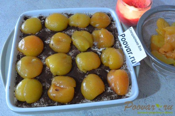 Быстрый тирамису с абрикосами Шаг 13 (картинка)
