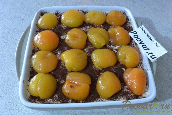 Быстрый тирамису с абрикосами Шаг 14 (картинка)