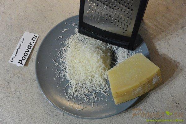 Спагетти с креветками и сыром Шаг 14 (картинка)