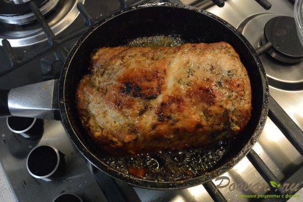 Тушеная свинина в сливочном масле Шаг 15 (картинка)