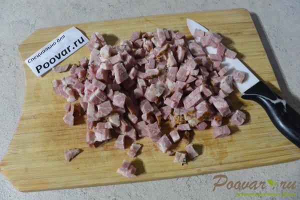 Пирог из лаваша с овощами и мясом Шаг 1 (картинка)
