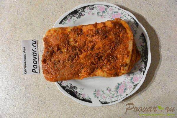 Свиные ребрышки с картофелем в духовке Шаг 5 (картинка)