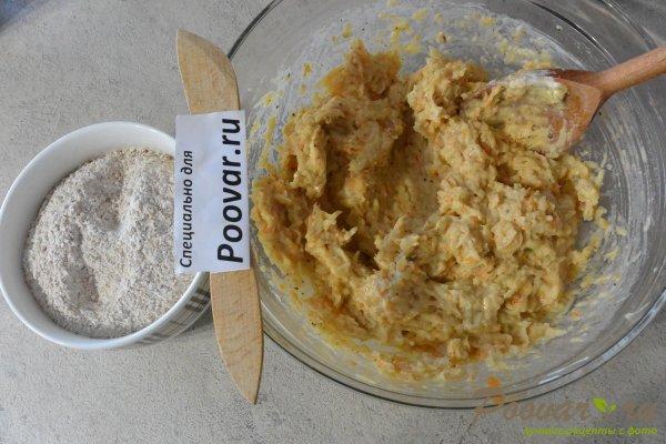 Лепешки из картофельного теста Шаг 5 (картинка)