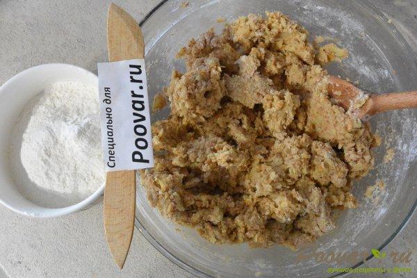 Лепешки из картофельного теста Шаг 6 (картинка)