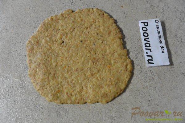 Лепешки из картофельного теста Шаг 11 (картинка)