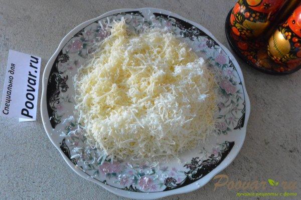 Закуска с сыром, яйцами, чесноком и майонезом Шаг 5 (картинка)