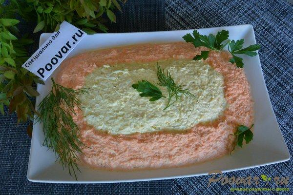 Закуска с сыром, яйцами, чесноком и майонезом Шаг 11 (картинка)