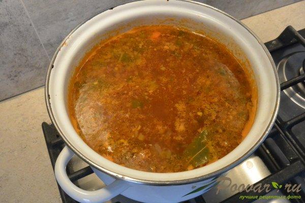 Суп с красной чечевицей и курицей Шаг 13 (картинка)