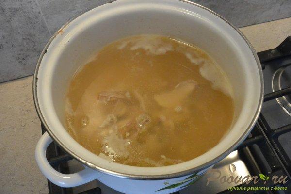 Суп с красной чечевицей и курицей Шаг 9 (картинка)