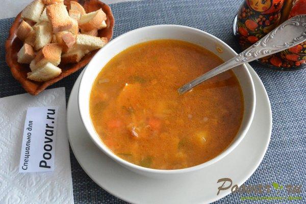 Суп с красной чечевицей и курицей Шаг 14 (картинка)