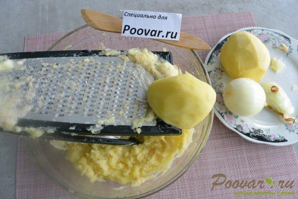 Драники из картофеля без яиц Шаг 4 (картинка)