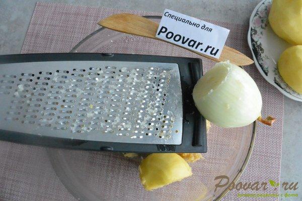 Драники из картофеля без яиц Шаг 3 (картинка)