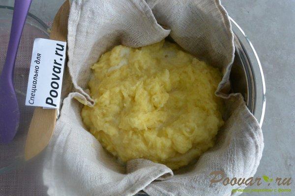 Драники из картофеля без яиц Шаг 8 (картинка)