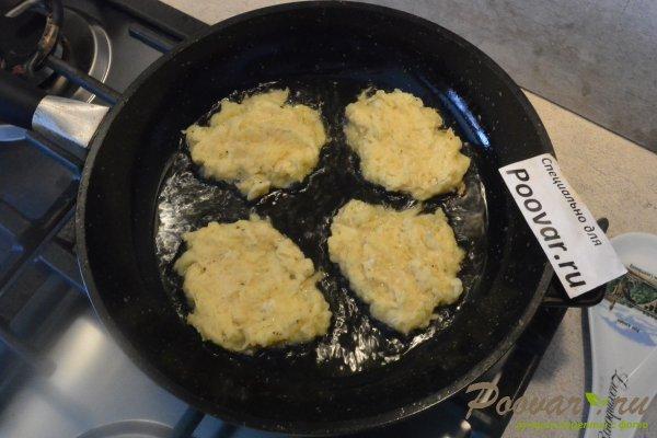 Драники из картофеля без яиц Шаг 14 (картинка)
