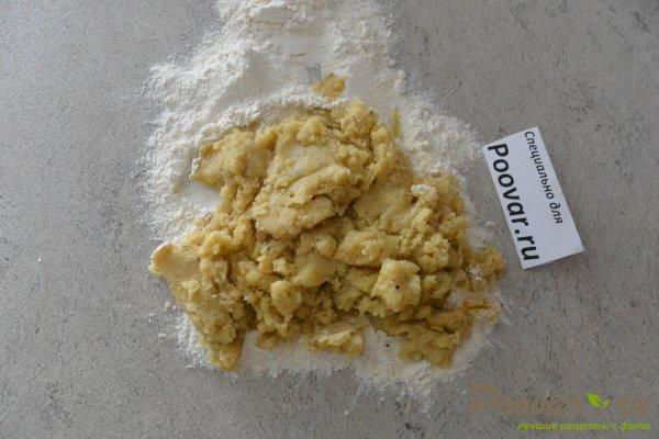 Лепешки без начинки на сковороде Шаг 6 (картинка)