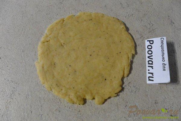 Лепешки без начинки на сковороде Шаг 9 (картинка)