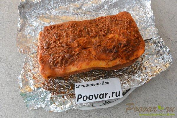Жареные свиные рёбрышки на сковороде Шаг 4 (картинка)